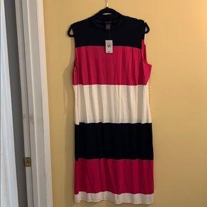 Plus size women's dress